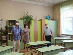 В образовательных учреждениях Рубцовска проходит приемка к новому учебному году
