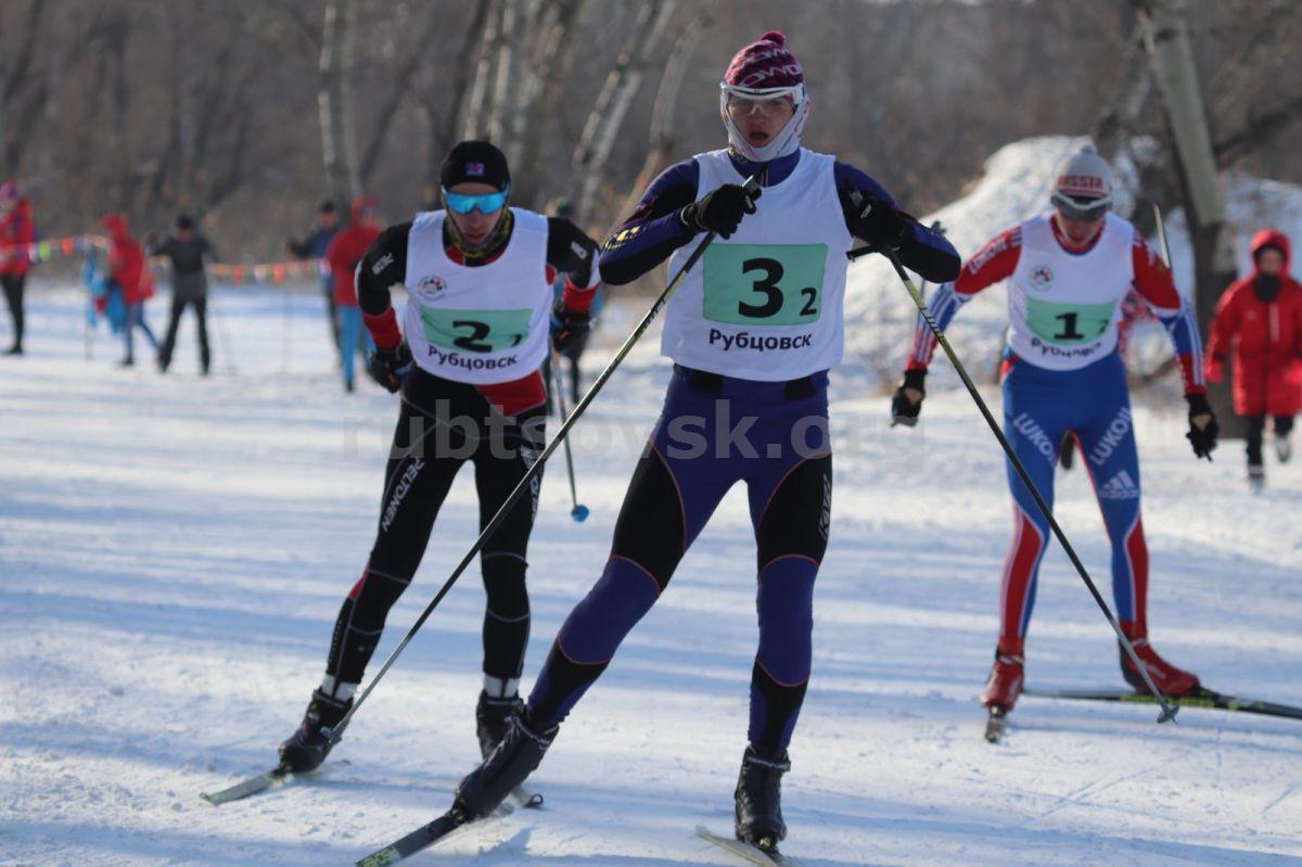 Рубцовск - победитель Олимпиады-2020 в лыжных гонках