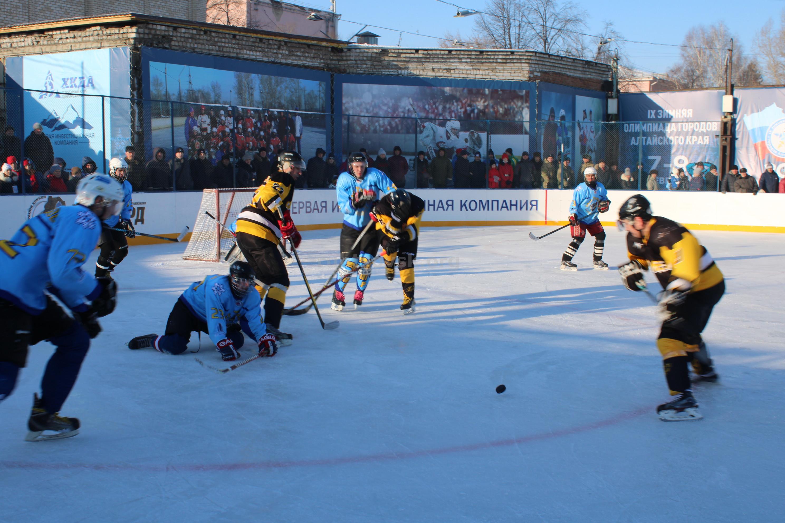 Предварительные итоги хоккейных состязаний