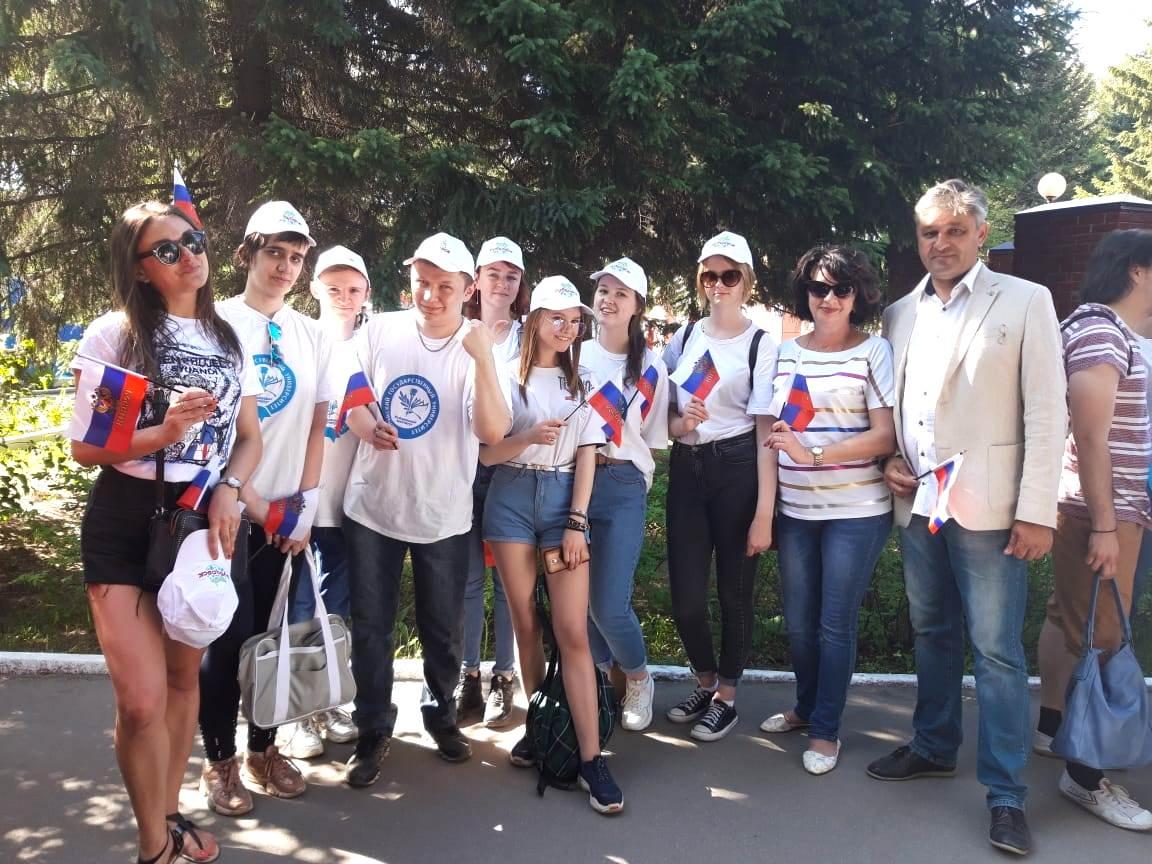 Рубцовская делегация принимает участие в XIX Дельфийских играх «Вместе лучше!»